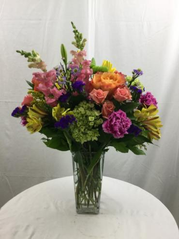 Happy Sentiments Bouquet