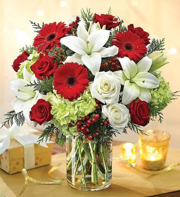 Grand Holiday Bouquet