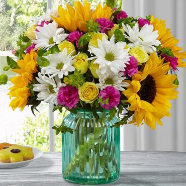TheSunlit Meadows™ Bouquet by Better Homes and Gardens&reg